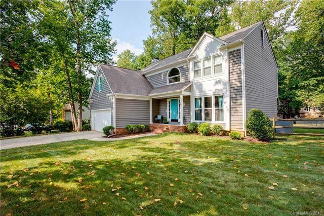 12924 Angel Oak Drive, Huntersville, NC 28078 (#3534824) :: MartinGroup Properties