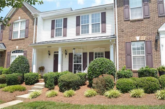 16938 Hugh Torance Parkway, Huntersville, NC 28078 (#3535032) :: MartinGroup Properties