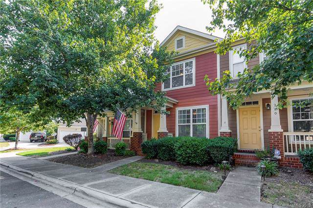 264 Hurston Circle, Charlotte, NC 28208 (#3535641) :: Besecker Homes Team
