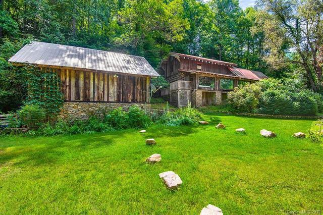 862 Wagon Gap Trail, Canton, NC 28716 (#3536096) :: Roby Realty