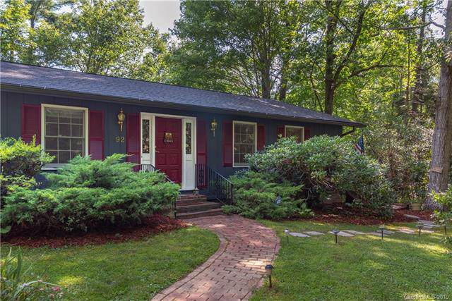 92 Brunswick Drive, Waynesville, NC 28786 (#3536273) :: Robert Greene Real Estate, Inc.