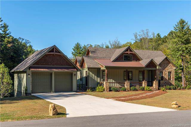 44 Woodland Aster Way, Asheville, NC 28804 (#3536442) :: Rowena Patton's All-Star Powerhouse