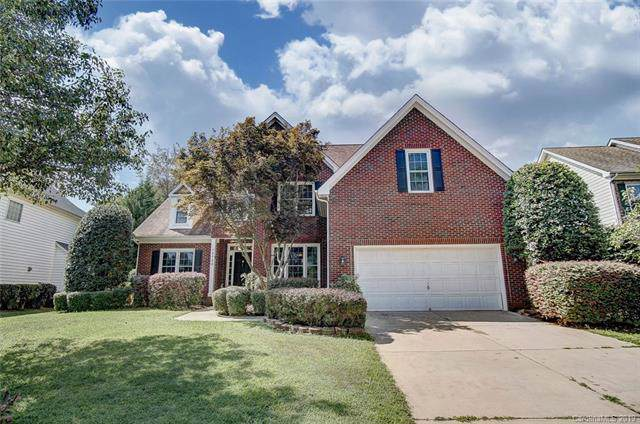 12726 Willingdon Road, Huntersville, NC 28078 (#3536563) :: MartinGroup Properties