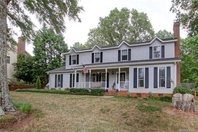 193 Turnberry Lane, Mooresville, NC 28117 (#3536670) :: LePage Johnson Realty Group, LLC