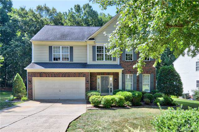 8823 Deerland Court, Huntersville, NC 28078 (#3536820) :: LePage Johnson Realty Group, LLC