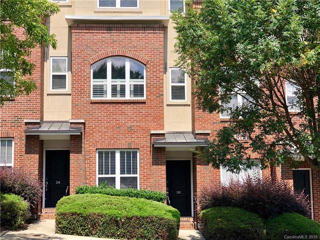 1314 Kenilworth Avenue #212, Charlotte, NC 28203 (#3537327) :: Roby Realty