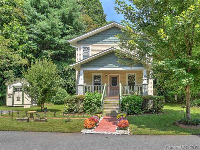 6 Broadview Drive, Asheville, NC 28803 (#3537405) :: MOVE Asheville Realty