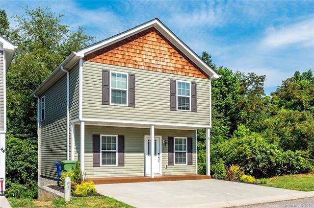 46 Jeff Drive, Asheville, NC 28806 (#3537531) :: Besecker Homes Team