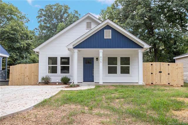 805 Rodey Avenue, Charlotte, NC 28206 (#3537663) :: Robert Greene Real Estate, Inc.
