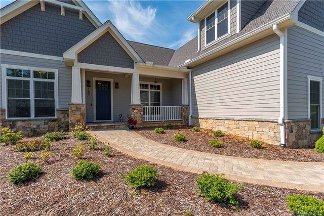163 Shipman Parkway, Flat Rock, NC 28731 (#3538042) :: LePage Johnson Realty Group, LLC
