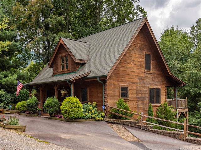 52 Turtle Drive, Maggie Valley, NC 28751 (#3538047) :: MartinGroup Properties