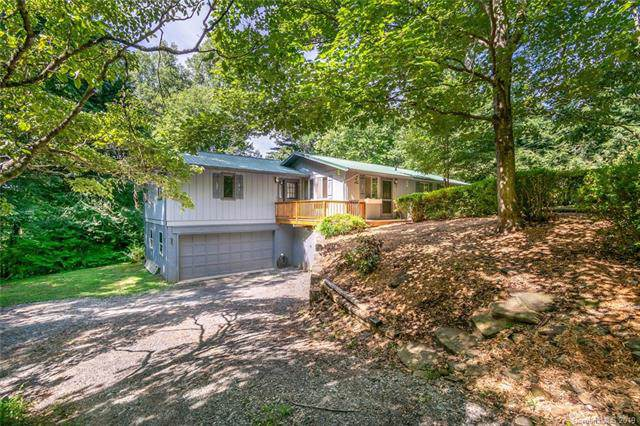 658 Bass Lake Drive, Pisgah Forest, NC 28768 (#3538093) :: Keller Williams Professionals