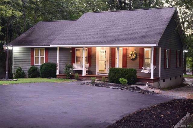 543 Hattaway Drive, Mount Gilead, NC 27306 (#3538283) :: Cloninger Properties