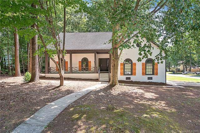 9649 Newby Lane, Matthews, NC 28105 (#3538674) :: Carlyle Properties