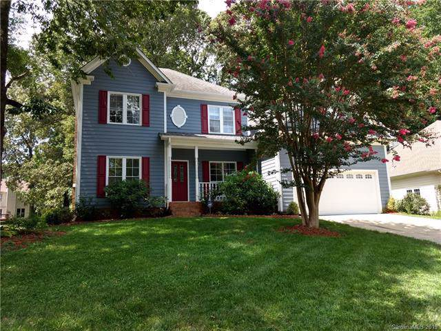 8818 New Oak Lane, Huntersville, NC 28078 (#3538813) :: LePage Johnson Realty Group, LLC