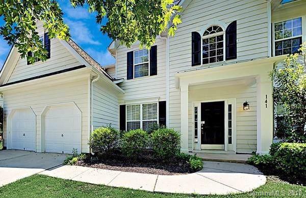 141 Steeplechase Avenue, Mooresville, NC 28117 (#3538981) :: LePage Johnson Realty Group, LLC