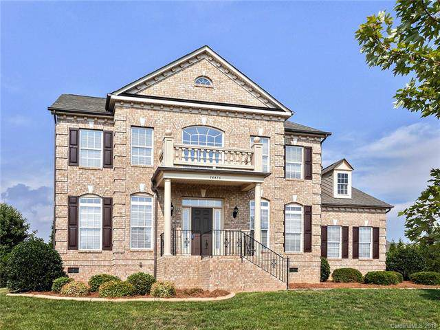 16416 Grassy Creek Drive, Huntersville, NC 28078 (#3539448) :: Besecker Homes Team