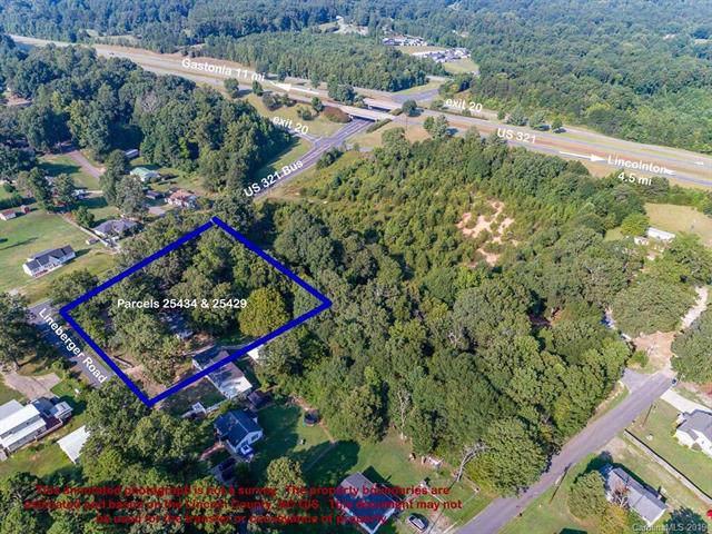 3495 Gastonia Highway, Lincolnton, NC 28092 (#3539480) :: Mossy Oak Properties Land and Luxury