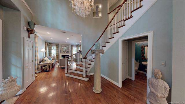 354 Wendover Heights Circle, Charlotte, NC 28211 (#3539770) :: MartinGroup Properties