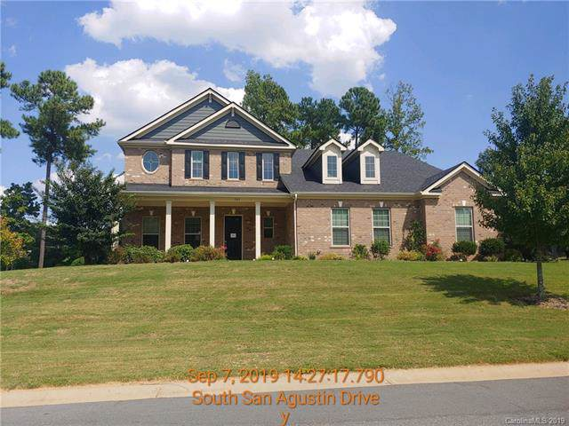 107 S San Agustin Drive, Mooresville, NC 28117 (#3539945) :: LePage Johnson Realty Group, LLC