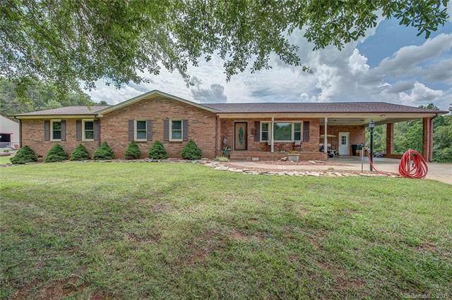 3139 Crowder Ridge Road, Shelby, NC 28150 (#3540131) :: Washburn Real Estate