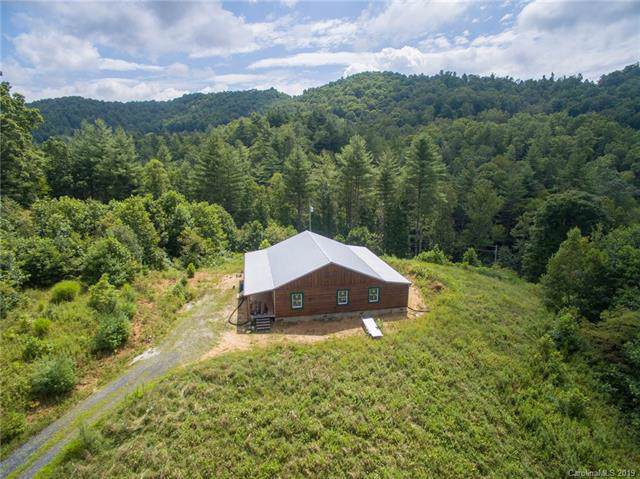 155 Wilson Road, Bakersville, NC 28705 (#3540175) :: Charlotte Home Experts