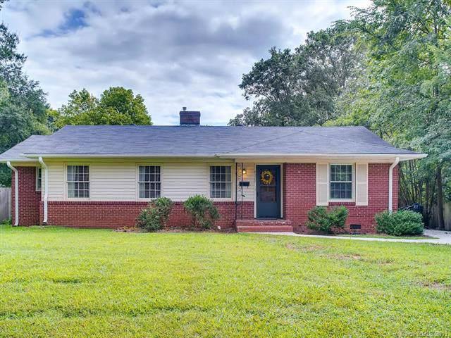 4327 Castlewood Road, Charlotte, NC 28209 (#3540321) :: Stephen Cooley Real Estate Group