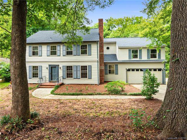 3908 Bridgewood Lane, Charlotte, NC 28226 (#3540381) :: Carlyle Properties