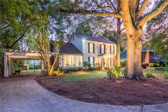 2310 Providence Road, Charlotte, NC 28211 (#3540527) :: Besecker Homes Team