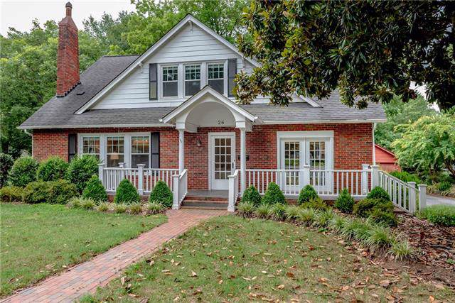26 8th Avenue NE, Hickory, NC 28601 (#3540755) :: The Ramsey Group