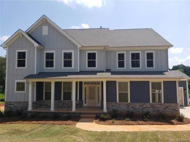 111 Turtleback Drive #17, Mooresville, NC 28115 (#3540759) :: The Sarver Group