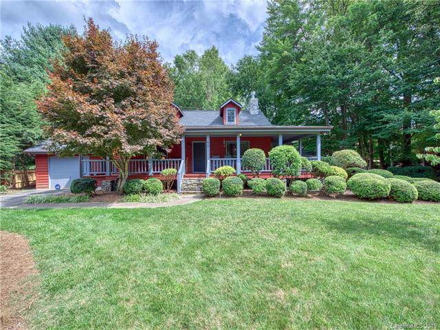 90 Garden Court, Maggie Valley, NC 28751 (#3540805) :: Robert Greene Real Estate, Inc.
