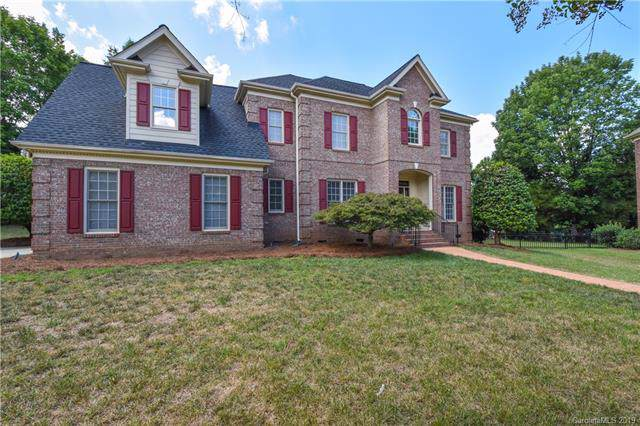 6204 Glengarrie Lane, Huntersville, NC 28078 (#3540831) :: LePage Johnson Realty Group, LLC