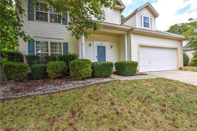 154 Broken Pine Lane, Mooresville, NC 28117 (#3540895) :: Rinehart Realty