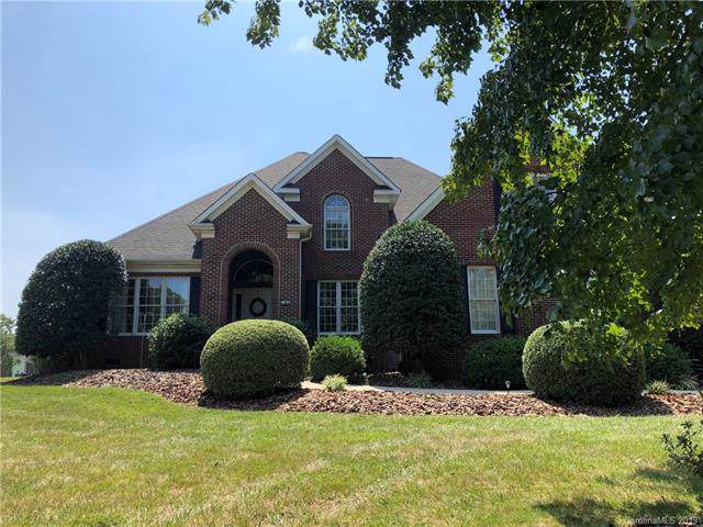 166 Canterbury Place Road, Mooresville, NC 28115 (#3541122) :: Carlyle Properties