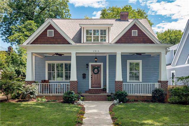 1915 Lyndhurst Avenue, Charlotte, NC 28203 (#3541238) :: Stephen Cooley Real Estate Group