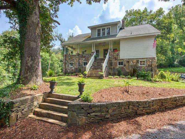 1154 Jonathan Creek Road, Waynesville, NC 28785 (#3541627) :: Rowena Patton's All-Star Powerhouse