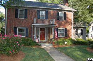 304 Beall Street NW, Lenoir, NC 28645 (#3541635) :: LePage Johnson Realty Group, LLC