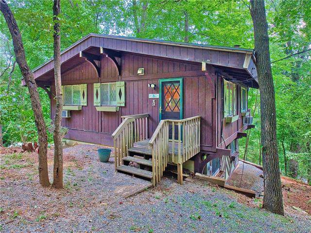 495 Youngs Mountain Drive, Lake Lure, NC 28746 (#3541676) :: Besecker Homes Team