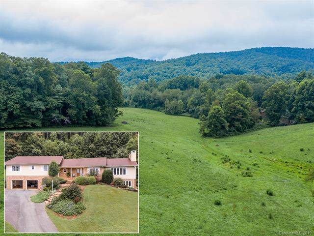 180 Meadow View Road, Spruce Pine, NC 28777 (#3541757) :: Homes Charlotte
