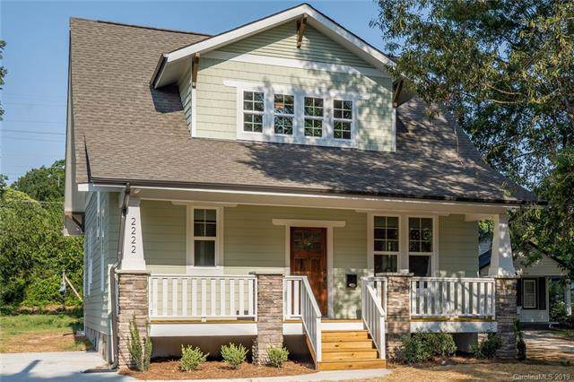 2222 Camp Greene Street, Charlotte, NC 28208 (#3542076) :: Roby Realty