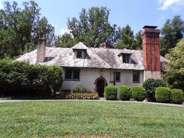 3 Fairway Place, Asheville, NC 28803 (#3542272) :: MartinGroup Properties