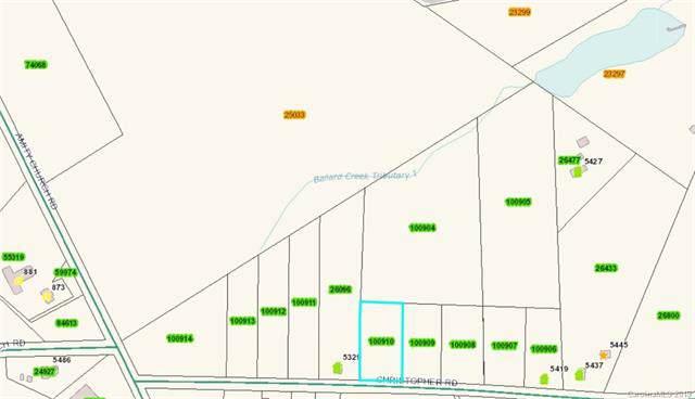 Lot 7 Christopher Road Lot 7, Iron Station, NC 28080 (#3542559) :: Cloninger Properties