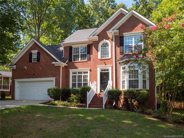 5240 Shannamara Drive, Matthews, NC 28104 (#3543337) :: Chantel Ray Real Estate