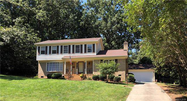 3801 Mountain Breeze Court, Charlotte, NC 28210 (#3543607) :: Stephen Cooley Real Estate Group
