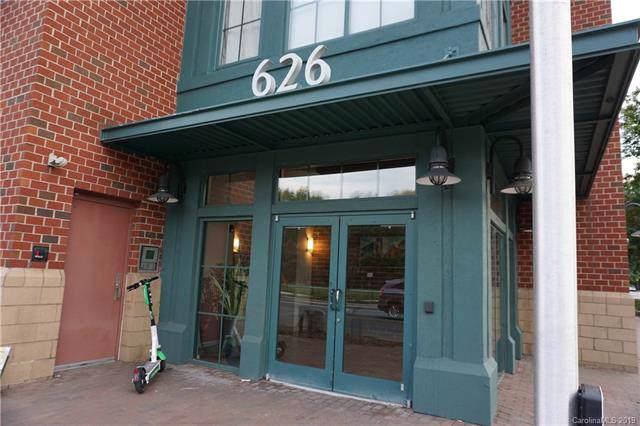 626 Graham Street, Charlotte, NC 28202 (#3543787) :: Carver Pressley, REALTORS®