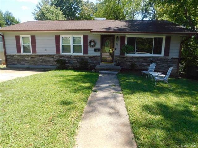 20 Marlowe Drive, Asheville, NC 28801 (#3544110) :: Robert Greene Real Estate, Inc.