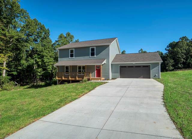 158 Walnut Lane, Taylorsville, NC 28681 (#3544399) :: Rinehart Realty