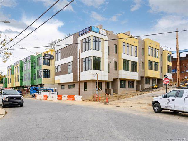 4 Bauhaus Court, Asheville, NC 28801 (MLS #3544465) :: RE/MAX Journey
