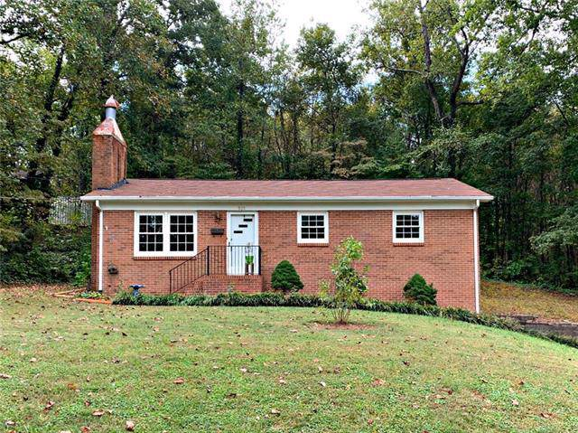 905 6th Street SW, Conover, NC 28613 (#3545023) :: MartinGroup Properties